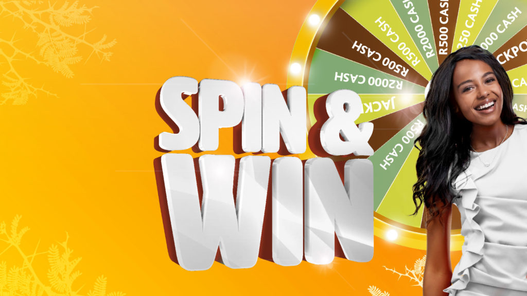 SPIN & WIN at Emnotweni!