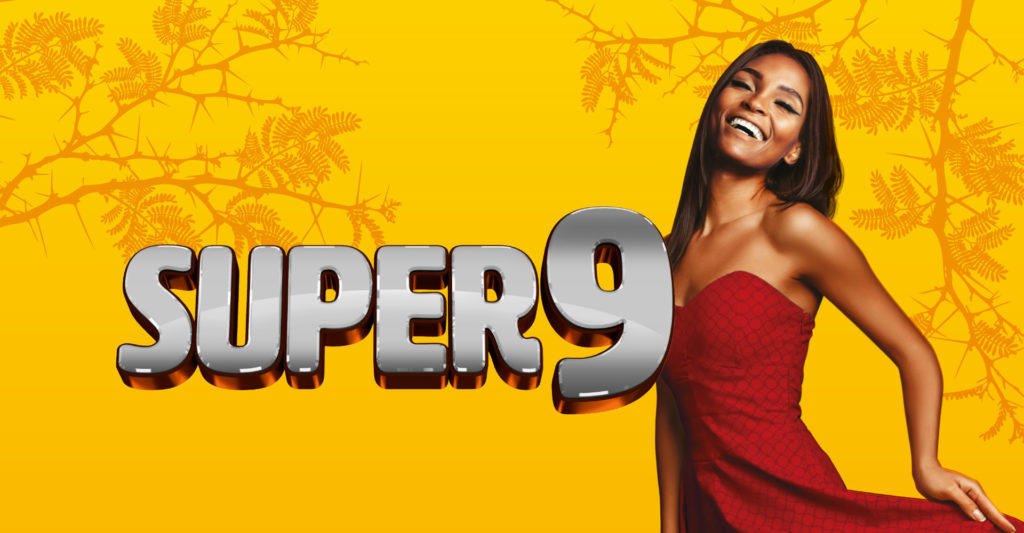 Super9 Gaming promotion header banner