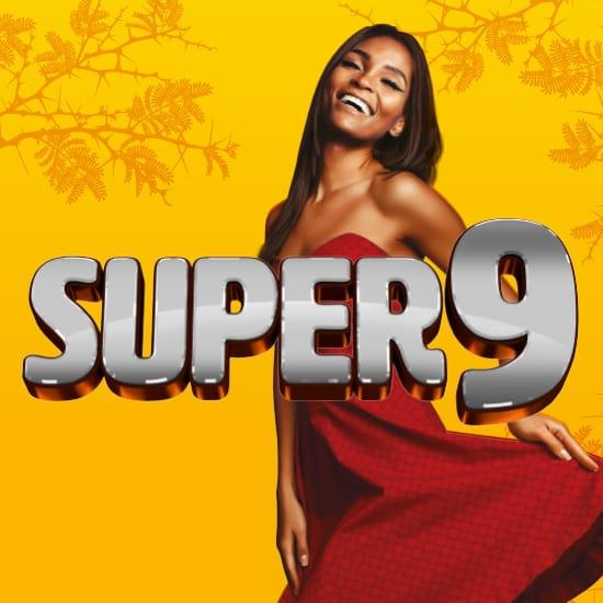 Super9 Gaming promotion slider banner