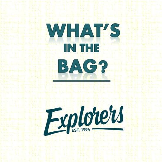 What's In The Bag - Explorer's Restaurant slider image